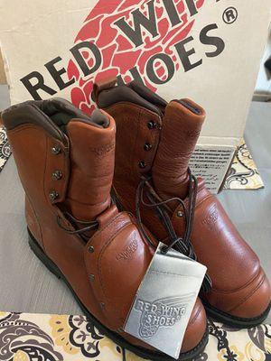 Men's Red Wing boots size 10 1/2 for Sale in Harwick, PA