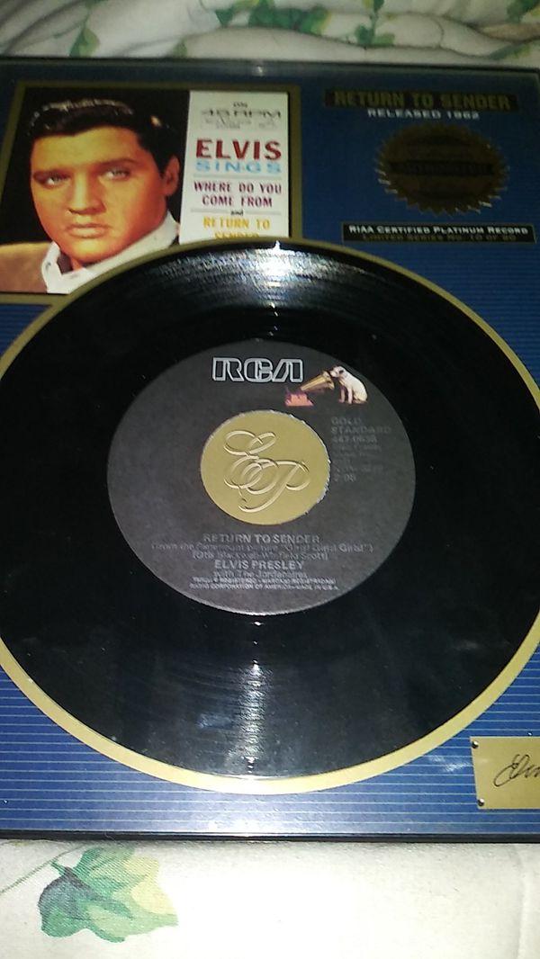 Elvis Presley 45