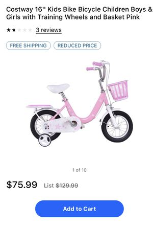 New bike for girls for Sale in North Las Vegas, NV