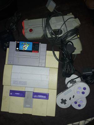 Super Nintendo for Sale in Wenatchee, WA