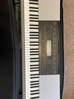 Cassio WK-220 Keyboard for Sale in Molalla,  OR