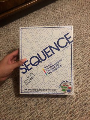 SEQUENCE board game for Sale in Woodbridge, VA