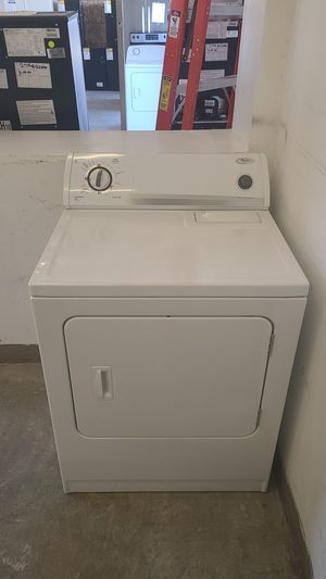 White Whirlpool Dryer #62 for Sale in Denver, CO