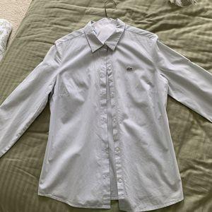 Lacoste Women's dress shirt for Sale in Sterling, VA