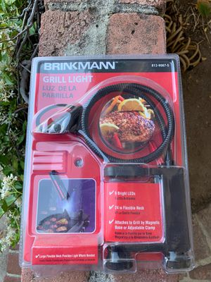 Bbq grill light, new in the packaging for Sale in San Diego, CA