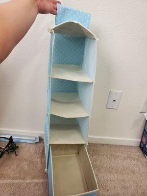 Hanging closet organizer for Sale in Las Vegas, NV