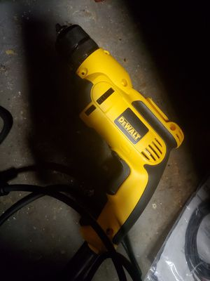 DeWalt corded drill for Sale in Hendersonville, TN
