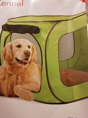 NEW SPORT PET DESIGNS DOG TENT KENNEL for Sale in Cumberland, MD