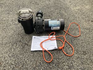 Pool pump for Sale in Beaver, PA