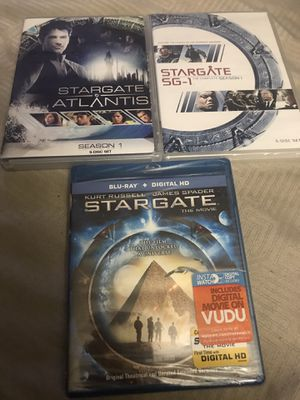 STARGATE COLLECTION for Sale in Highland, CA