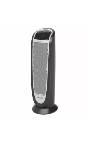 Lasko Digital Ceramic Tower Heater with Remote Control for Sale in Tampa, FL