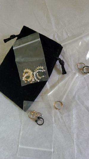 Fashion jewelry nose rings. for Sale in Pico Rivera, CA