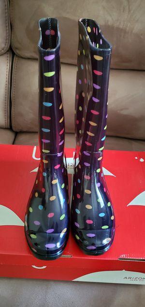 Arizona rain boots for Sale in Virginia Beach, VA
