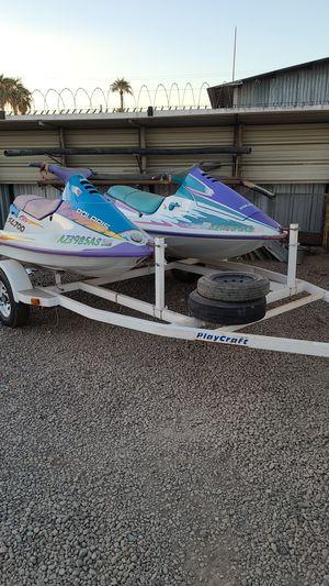 Jet skis for sale make a offer for Sale in Glendale, AZ