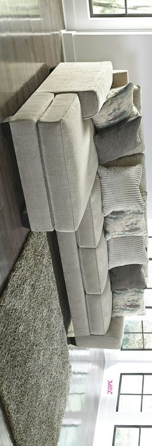 Ardsley Pewter Laf Sofa Chaise by ASHLEY for Sale in Houston, TX