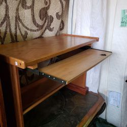 Solid Wood Desk - Delivery Available for Sale in Tacoma,  WA