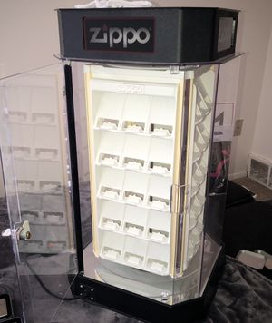Zippo display case for Sale in Clinton Township, MI