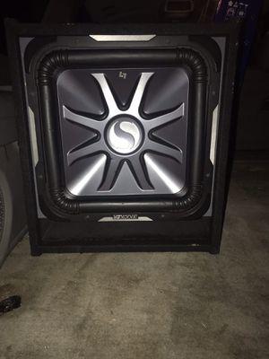 "Kicker L7 15"" for Sale in Fort Washington, MD"