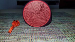 Logitech X100 Mini Bluetooth Speaker with mic for Sale in Jersey City, NJ