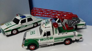Collectible HESS PATROL & FIRE TRUCK TOY CAR for Sale in Herndon, VA
