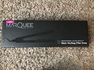 Marquee Beauty Ceramic Flatiron for Sale in Lawrenceville, GA