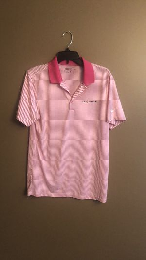 NIKE DRI-FIT Players Championship golf polo -smaller for Sale in Jacksonville, FL