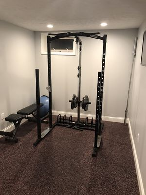 Marcy cage system-Fitness for Sale in Cuyahoga Falls, OH