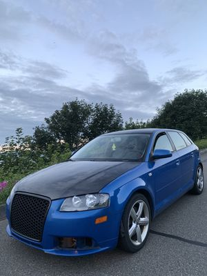 08 Audi A3 S-line (2.0T) for Sale in Seattle, WA