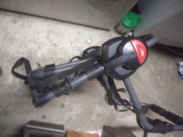 Bike rack hold 2