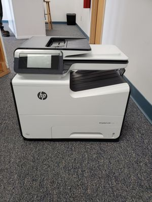 Hp pagewide pro mfp for Sale in Evansville, IN