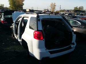 Selling Parts for a White 2011 GMC Terrain STK#1457 for Sale in Detroit, MI