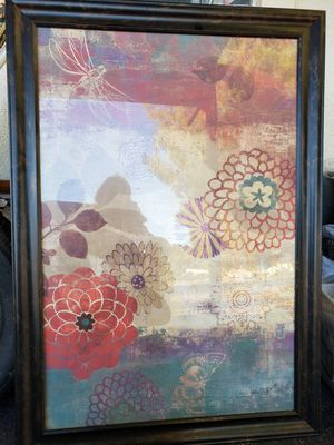 Framed picture for Sale in Antioch, CA