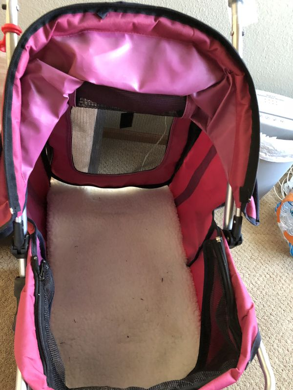 Dog stroller Mint condition