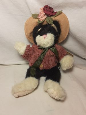 Boyds Bears Mrs. Petrie 20th Anniversary 1979-1999 Vintage Retired for Sale in East Point, GA