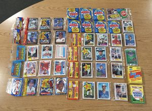 Unopened Baseball Card Junk Wax Lot for Sale in Aptos, CA