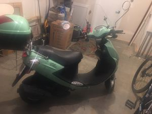 Buddy 2016 like new low miles. . Willing to pay difference for motorcycles: 50cc. for Sale in Washington, DC