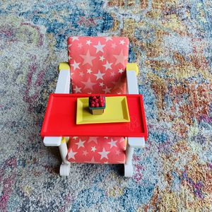 American Girl Doll Chair, fits 18 inch Doll. for Sale in Phoenix, AZ