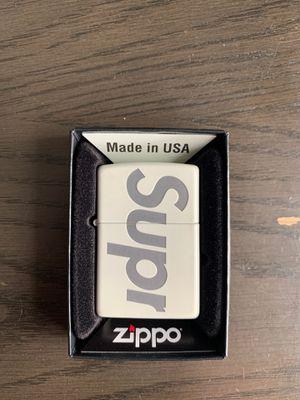 Supreme Zippo for Sale in Anaheim, CA