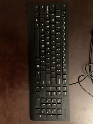 Lenovo Keyboard for Sale in Wixom, MI