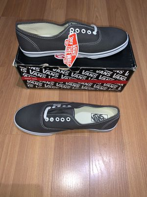 Vans Authentic Lo Pro Pewter/True White - Men's Size 10 for Sale in Tulare, CA