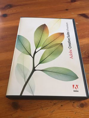 Adobe Creative Suite 2 Premium Education Edition for Sale in Chino, CA
