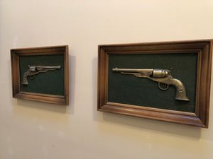 Cowboy Pistol Artwork for Sale in Efland, NC