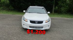 For sale ² ⁰ ⁰ ⁸ Honda Accord EXL.Great Shape for Sale in Newark, NJ