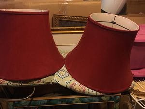 Lamp shades for Sale in Moreno Valley, CA