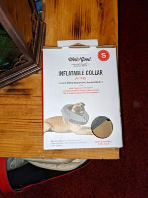 Inflatable collar for Sale in Portland, OR