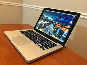 "MacBook Pro 13"" 240 solid state drive for Sale in Cary, NC"