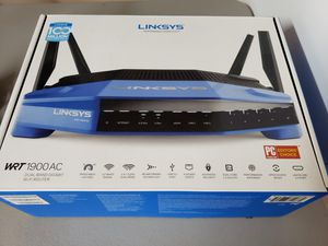 Linksys WRT 1900AC for Sale in Charlotte, NC