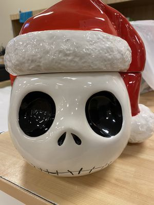 Nightmare before Christmas cookie jar for Sale in Montebello, CA