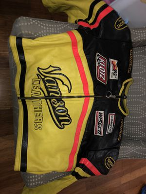 Limited edition Vanson genesis nyc motorcycle jacket size 56 for Sale in The Bronx, NY