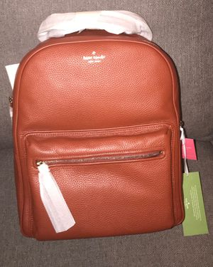 Brand New Pebbled Leather Kate Spade Backpack!!!!!! for Sale in Fayetteville, AR